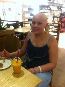 Leah in Costa Sep 13
