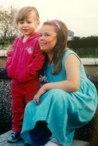 Leah and Miriam 2005