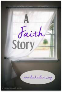 A-Faith-Story