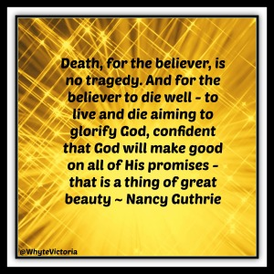 Nancy Guthrie on death