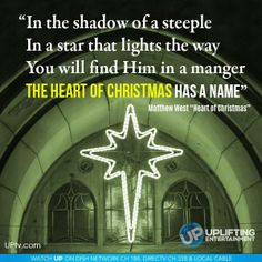 The heart of Christmas has a name