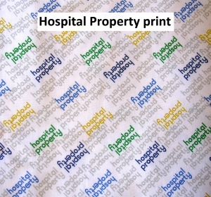 hospital property print_13491