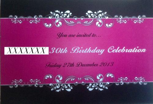 30th-birthday-invite