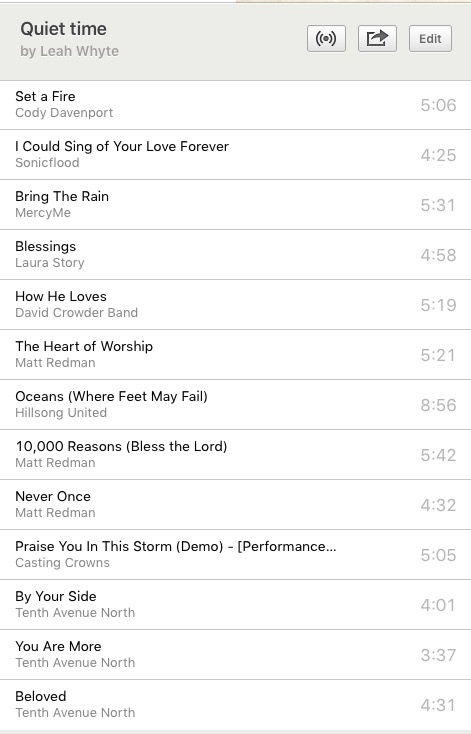 leahs-playlist